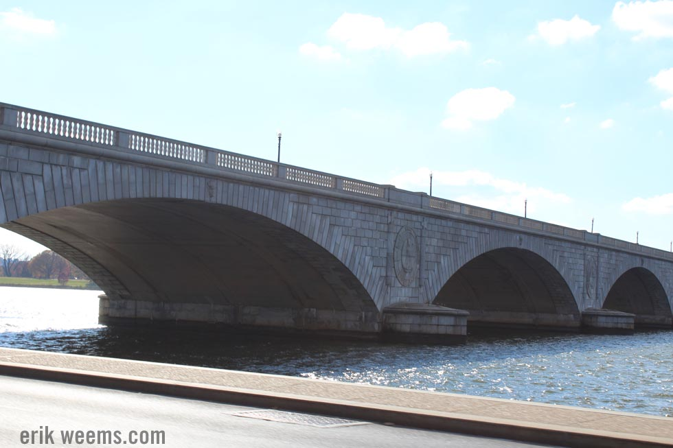Memorial Arlington Bridge - Washington DC