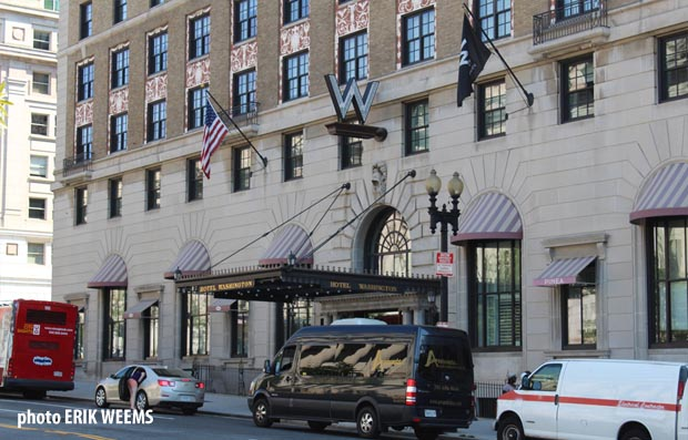 Washington Hotel on 15th