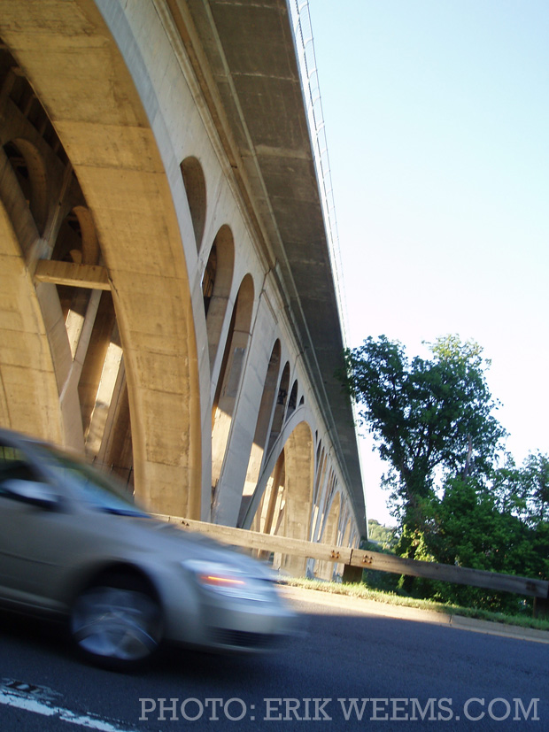 George Washington Parkway Key bridge